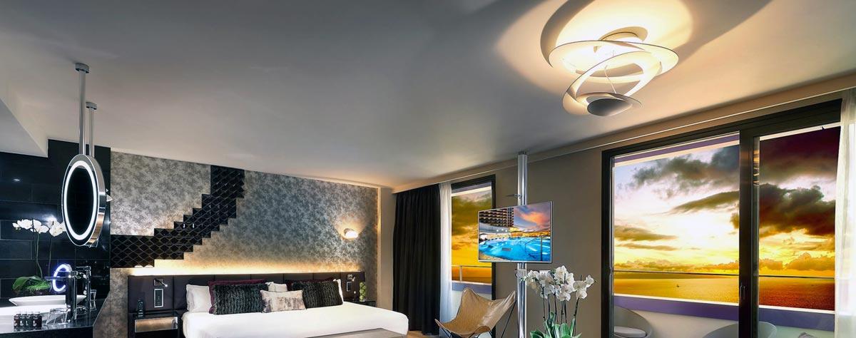 Lampade di design da soffitto