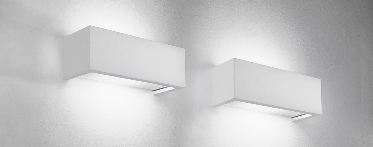 Lampade moderne da parete
