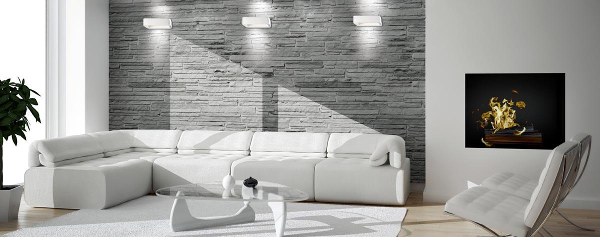 Lampade moderne selezionate per illuminare la casa con for Ambienti interni moderni