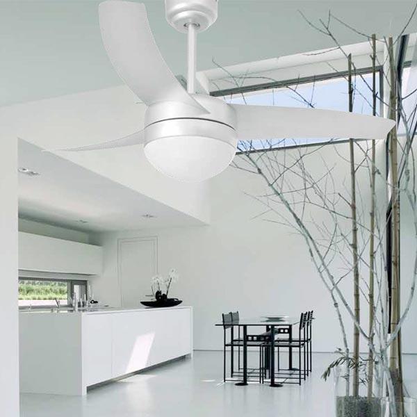 Ventilatore a soffitto Lorefar Easy Grigio