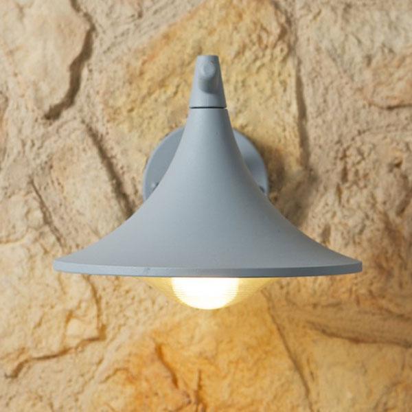 Philips Cedar 172078716 Applique da esterno moderna grigia