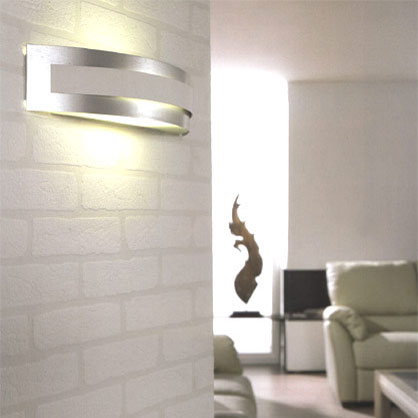 Lampada moderna da parete PHILIPS Foulard
