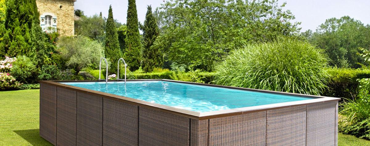 Piscine da esterno fuori terra - Migliori piscine fuori terra ...