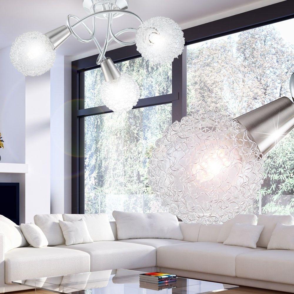 Plafoniere moderne per illuminare gli ambienti contemporanei