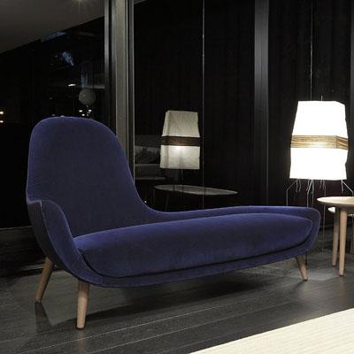 Poltrona di Design Mad chaise longue