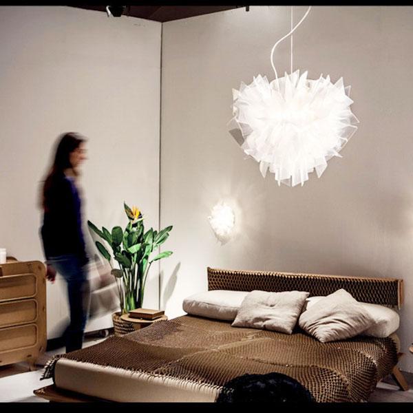 Lampade per camera da letto Slamp Veli