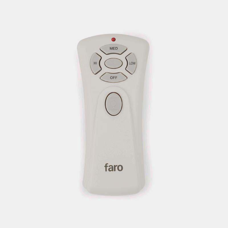 Telecomando ventilatore da soffitto Faro Lorefar Easy