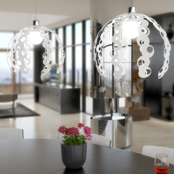 Lampadari moderni: consigli su come scegliere il lampadario in stile ...