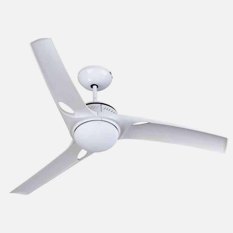 Ventilatore da soffitto con luce bianco - Scopri l'offerta su eBay